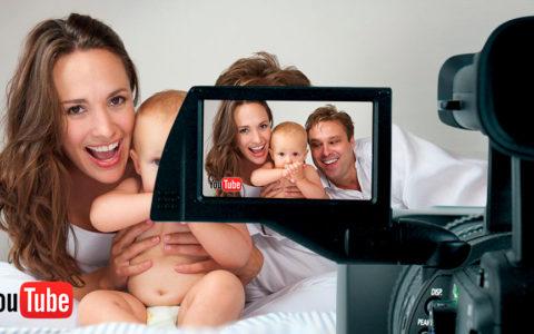 Regaliamo 1000 euro per il video del vostro bambino