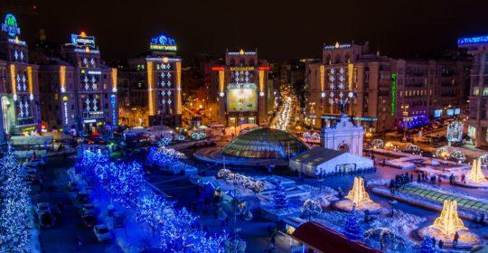 Come si festeggia il Capodanno in Ucraina?