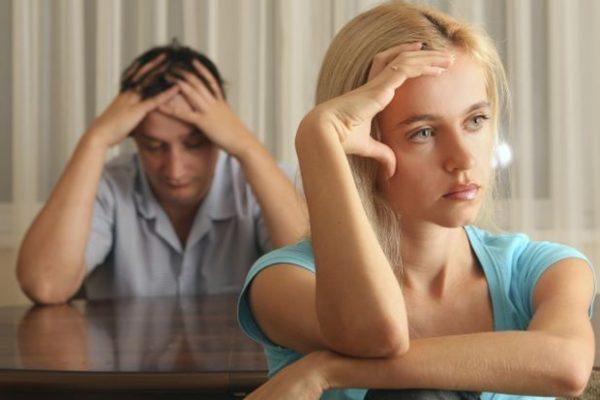 La crisi di famiglia dopo una serie di FIVET fallite