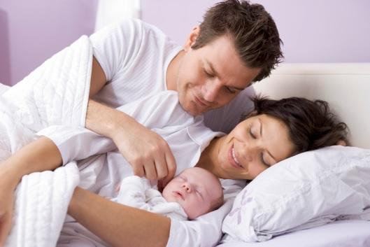 10 fatti veri riguardo il primo anno dopo la nascita del figlio